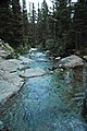 Baring Creek (Sunrift Gorge, Glacier National Park, Montana, USA) 1 (20068305685).jpg