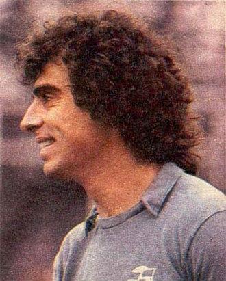 Carlos Barisio - Image: Barisio 1981