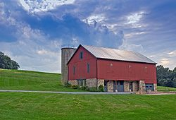 meaning of barn