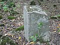 Bashtash on an old Crimean Tatar cemetery - Aylyanma village (Crimea, Ukraine).JPG