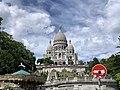 Basilique Sacré Cœur Montmartre façade sud Paris 5.jpg