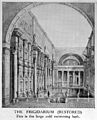 Baths of Cracalla, Rome,the Frigidarum. Wellcome M0007349.jpg