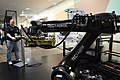 Battery assembly robot at Mercedes-Benz fair stand at IAA 2017 (04).jpg