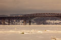 Beacon-Newburgh Bridge - River locked in Ice.jpg