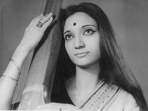 Beauty Sharma Barua - Beauty Sharma Barua as a young woman in 1972