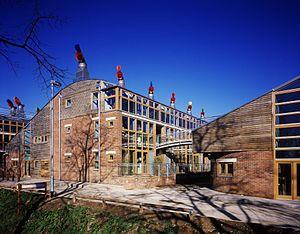 BedZED - BedZED buildings