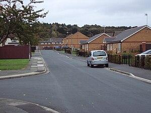 Beechwood, Merseyside - Image: Beechwood, Birkenhead DSC03621