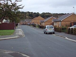 Beechwood, Merseyside Human settlement in England