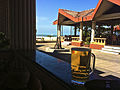 Beer glass, Malpe beach resort.jpg