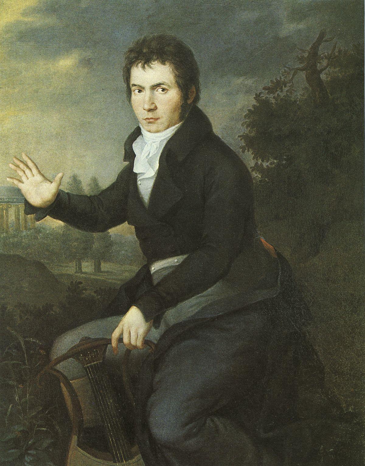 Beethoven (Mähler, 1804–05) - Wikipedia