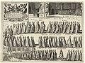 Begrafenis van Willem Lodewijk, 1620 (blad 1) Begrafenis van Willem Lodewijk, graaf van Nassau, in de Grote Kerk te Leeuwarden, 1620 (serietitel), RP-P-OB-76.414.jpg