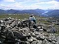 Beinn Dubhchraig , Munro No 175 - geograph.org.uk - 75512.jpg