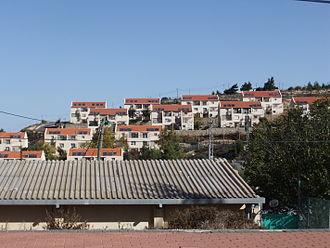 Beit El - Ulpana neighborhood