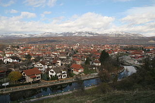 Bela Palanka Town and municipality in Southern and Eastern Serbia, Serbia