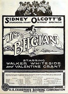 <i>The Belgian</i> 1918 film