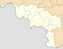 Belgium Hainaut location map.svg