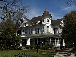 Frank Lockwood (architect) - Bell House (1893) in Prattville, Alabama.
