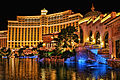 Bellagio Casino and Hotel at Night.jpg