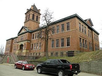 Beltzhoover Elementary School - Image: Beltzhoover Elementary School