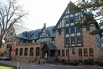 Bemis Hall (Colorado Springs, Colorado) - Image: Bemis Hall