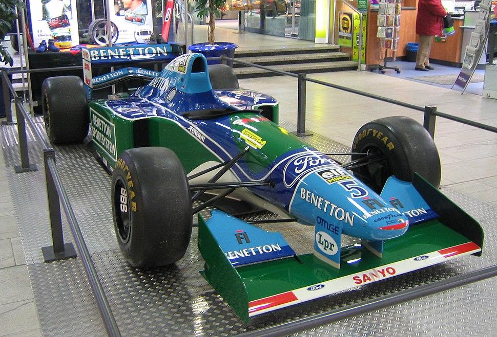 Benetton B 194 4841