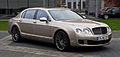 Bentley Continental Flying Spur Speed – Frontansicht (3), 5. April 2012, Düsseldorf.jpg