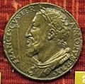 Benvenuto cellini, medaglia di francesco I di francia, recto.JPG