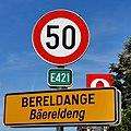 Bereldange-Bäreldeng panneau de localisation (2).jpg