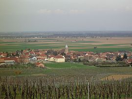 A general view of Bergholtz