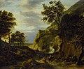 Berglandschap met waterval Rijksmuseum SK-A-760.jpeg