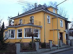 Bergstraße in Kreuztal