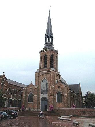 Beringen, Belgium - St. Peter in Chains Church