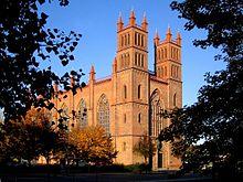 Friedrichswerdersche Kirche (Quelle: Wikimedia)