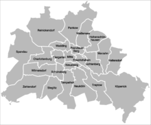 Boroughs and neighborhoods of Berlin - Wikipedia