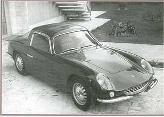 Bandini 1000 GT - Bandini 1000GT