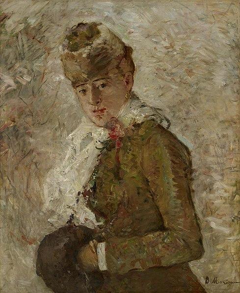 Berthe Morisot 489px-Berthe_Morisot_Winter_aka_Woman_with_a_Muff