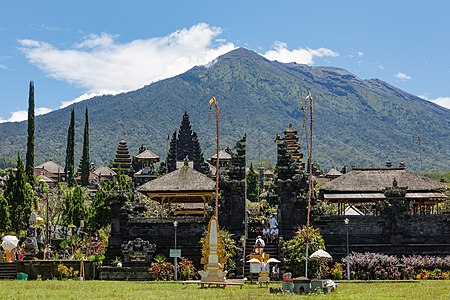 Agung (tulivuori) – Wikipedia