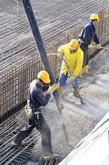 Строители бетон пропорции бетонной смеси из пгс