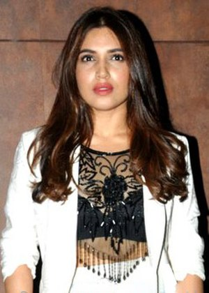 Bhumi Pednekar - Pednekar at the screening of Shubh Mangal Savdhan