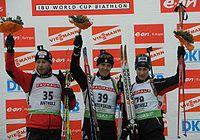 Biathlon Antholz 21-01-2010 Podium.jpg
