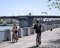 Bicycles Passing.jpg