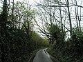 Bidbury Lane - geograph.org.uk - 726346.jpg