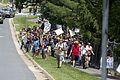 Bilderberg protest 2012 at Marriot Westfields Chantilly VA. (7332489938).jpg