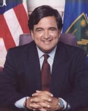 Richardson as Secretary of Energy