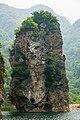 Bingyu-Valley Liaoning China Rock-formation-04.jpg