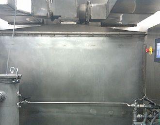 Biological oxidizer - Biological oxidizer capture module
