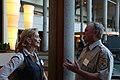 Biologists at the Tuesday night poster session at the Northeast Region Biologists Conference. (5472010724).jpg