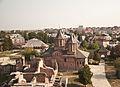 Biserica Mare Domneasca si ruinele Curtii Domnesti, Targoviste.jpg