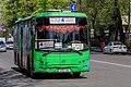 Bishkek 03-2016 img04 bus at Abdrahmanova Street.jpg