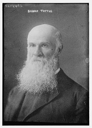 Daniel S. Tuttle - Tuttle circa 1917